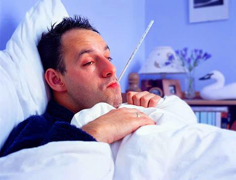 все признаки гриппа